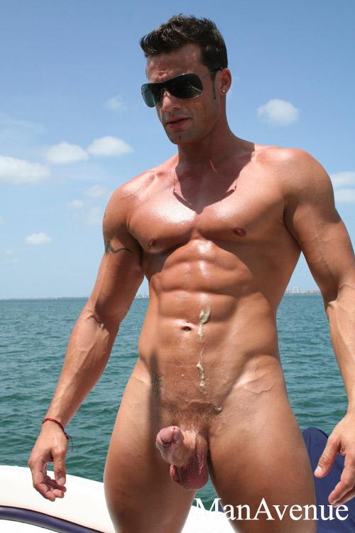 Hotest naked men