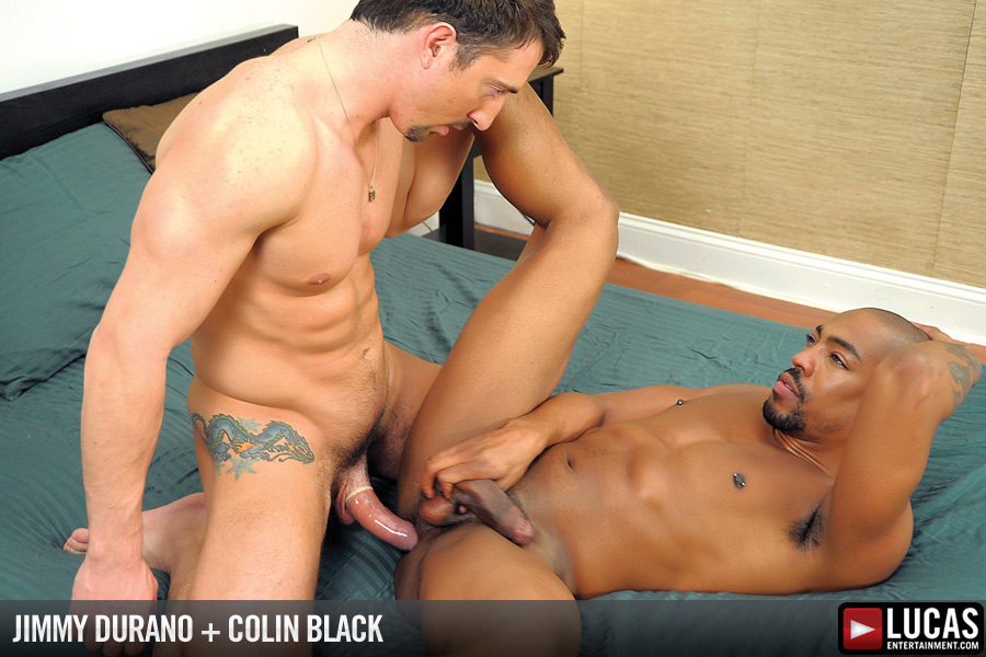 durano gay black porn colin Jimmy
