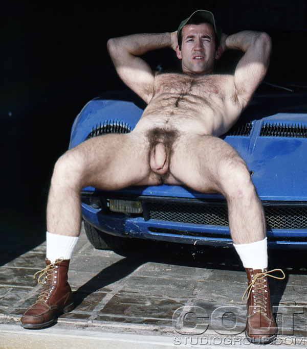 For male retro nude your