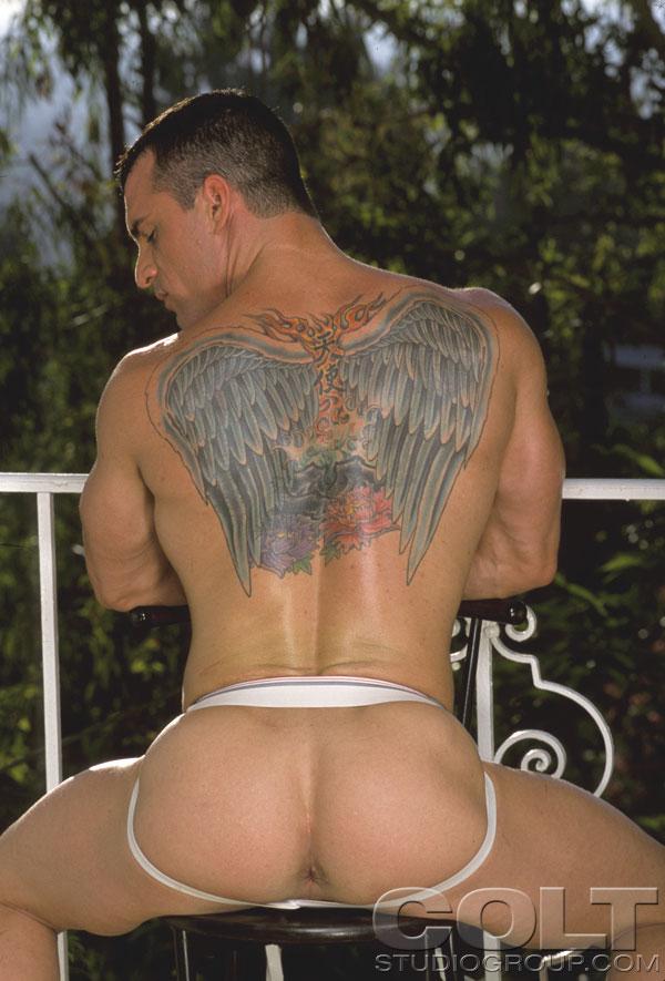Dave angelo colt studio nude photos can