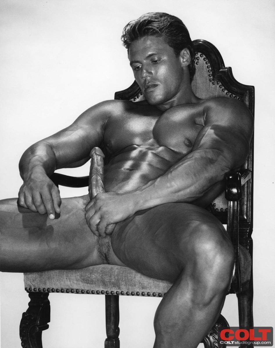 Devlin model male vintage colt