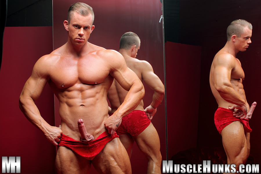 musclehunks mann Bodybuilder otto