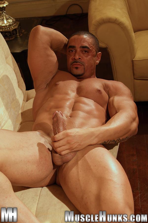 Camacho camacho eddie muscle hunk latino hunks