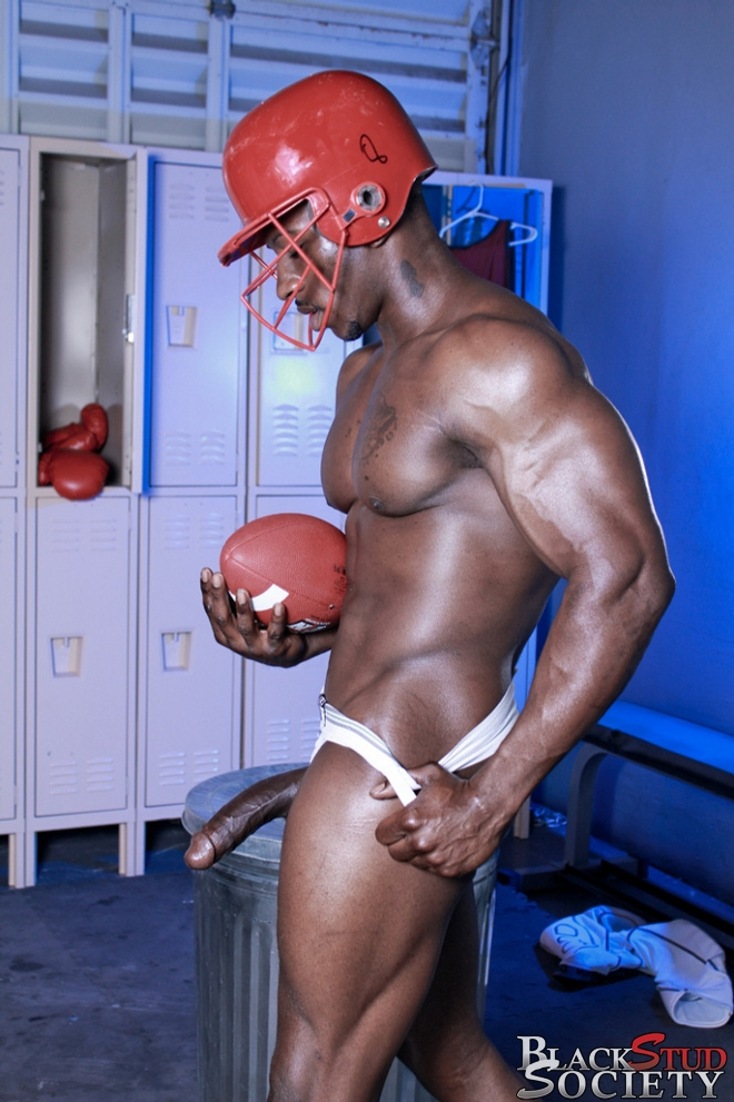 The football player starred naked in porn