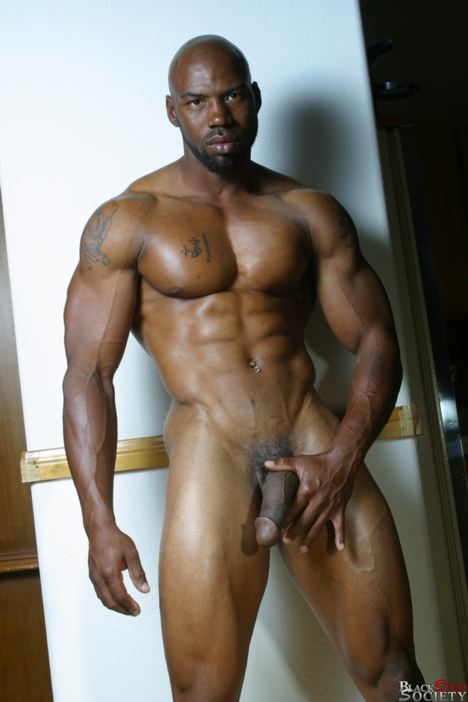 Black hunks fucking muscle girl