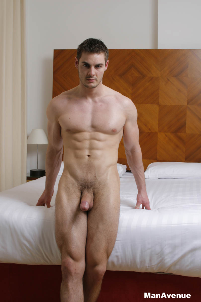 Man Avenue Nick Wolanski Naked