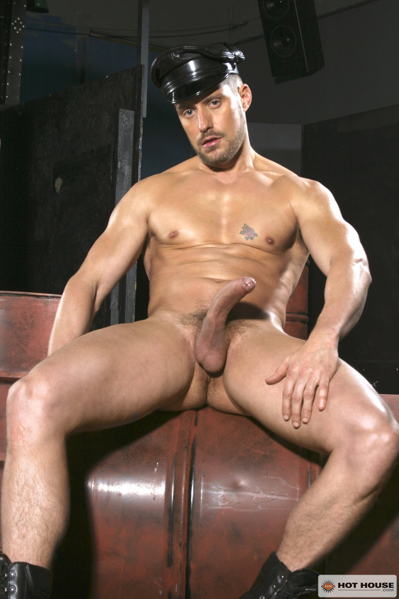 free gay leather galleries