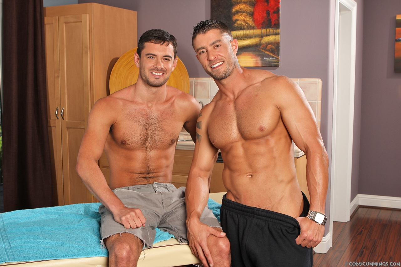 cody cummings and donny wright gay massage porn clips.