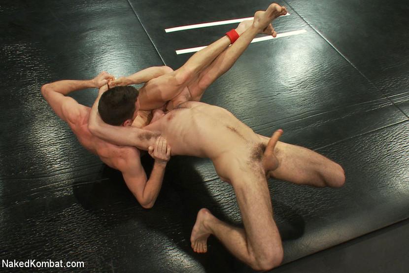Naked Twink Wrestling 1