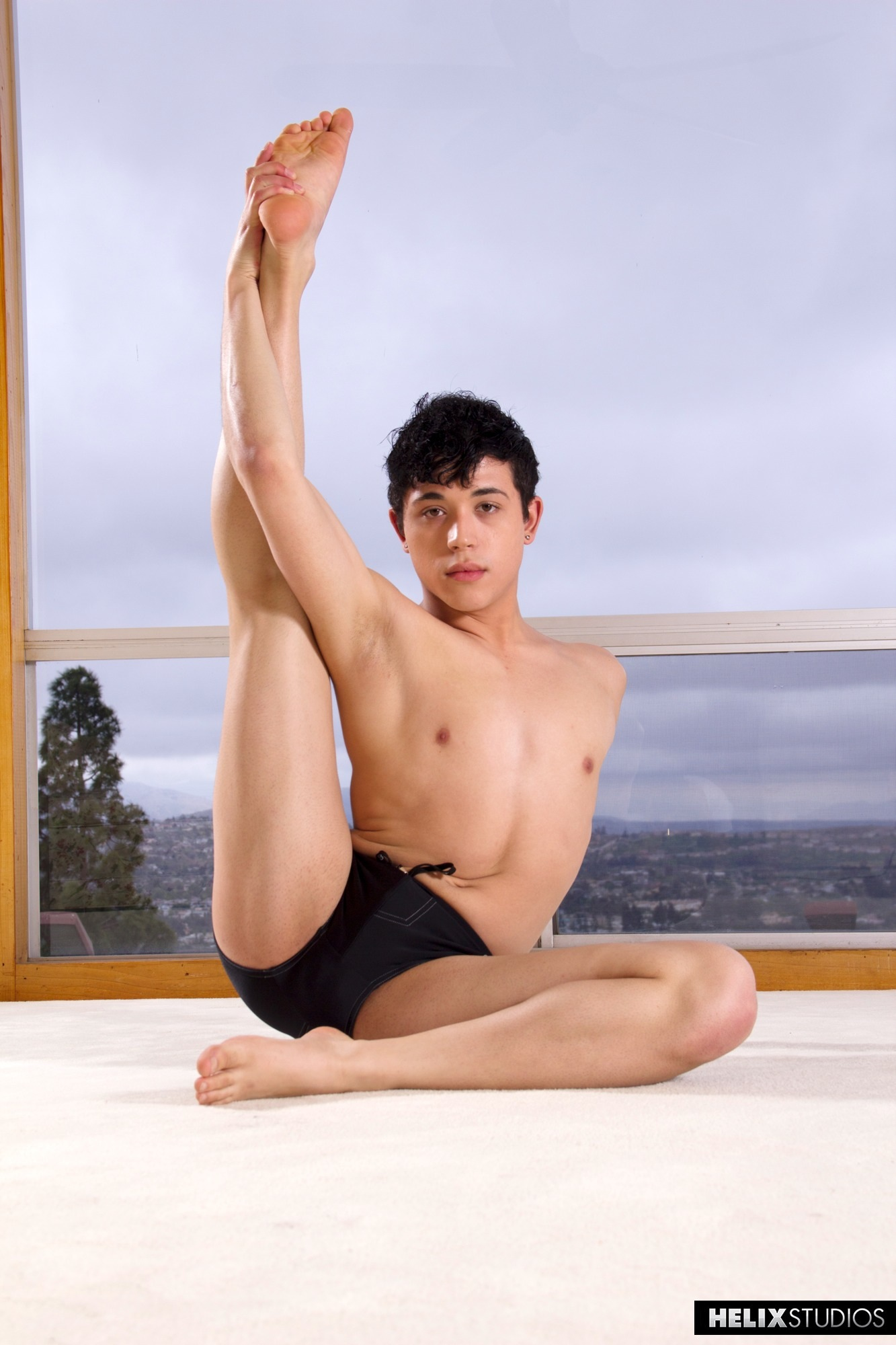 yoga twinks gay