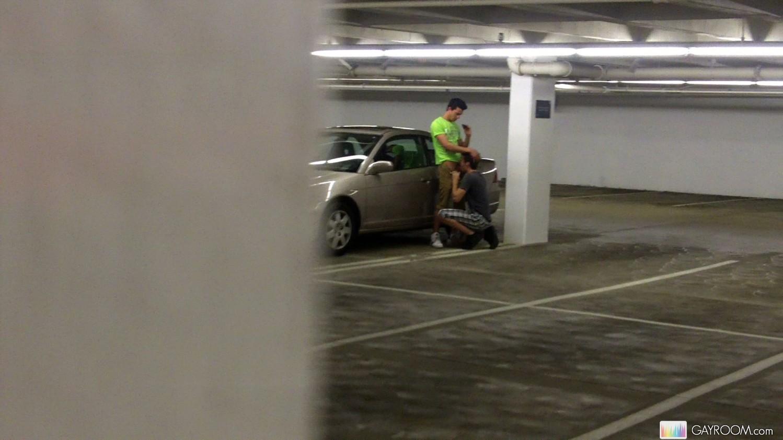 parking garage sex