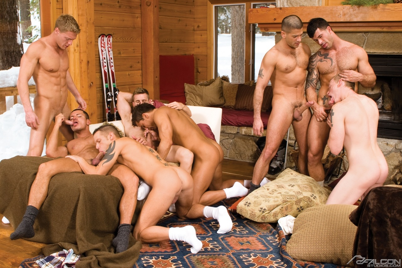Gay orgy porn links