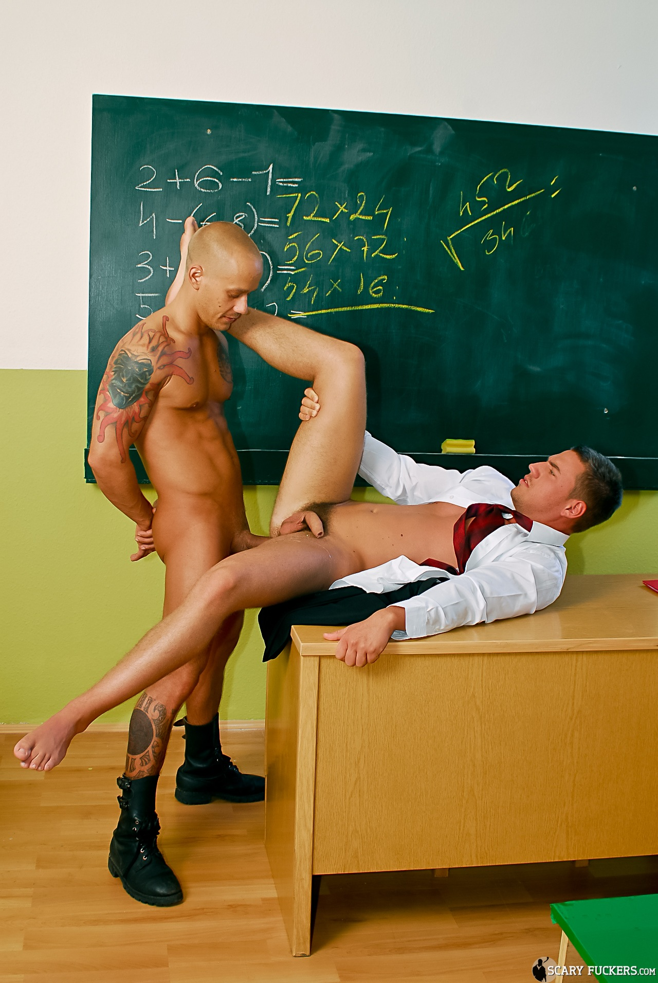 image Gay oral sex and hot men in dress socks