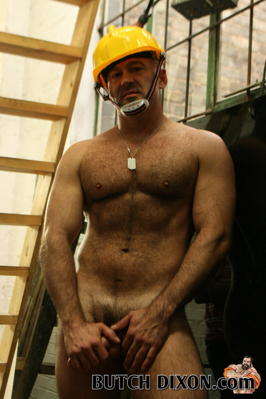 Hairy construction workers gay porn