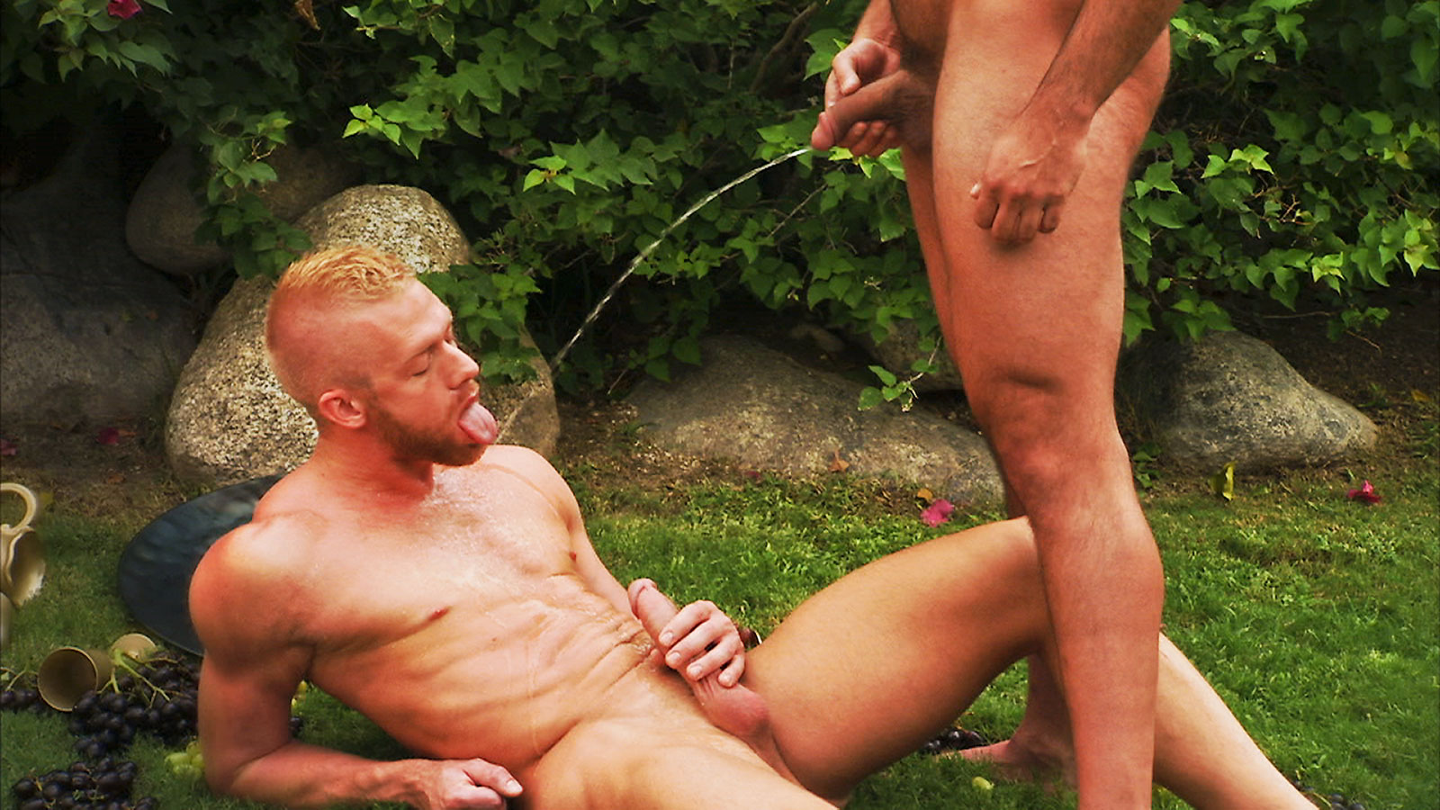 Jesse Jackman with Christopher Daniels Incubus 2 - The ...