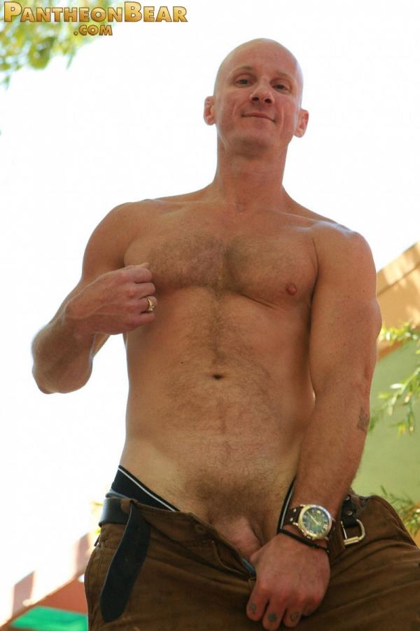 Фото голых лысых мужчин