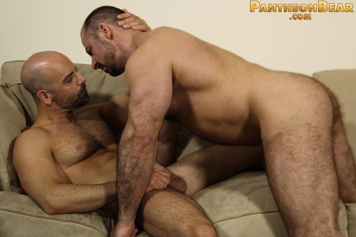 Bear Mani Gay Porno