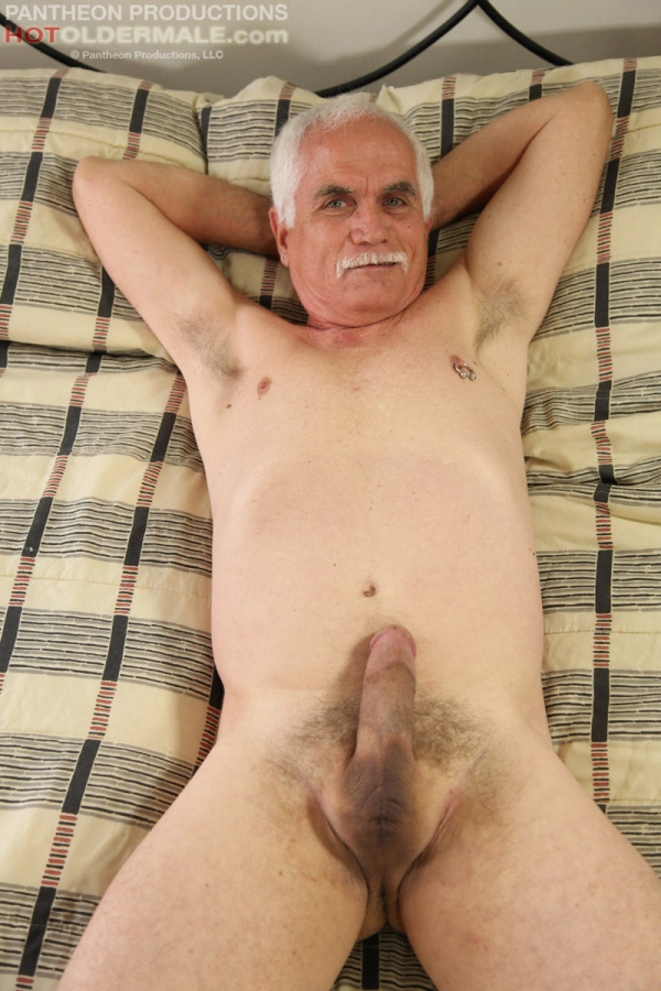 Old men all nude