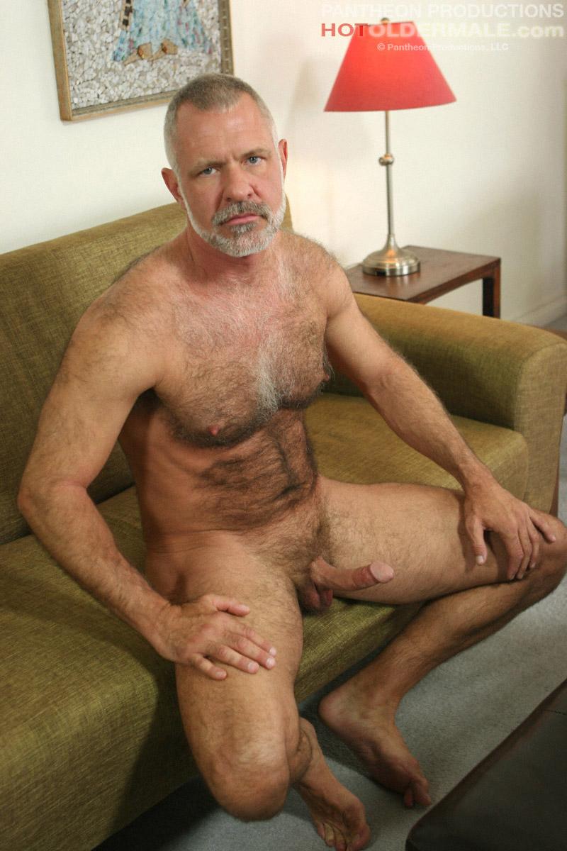 Silver Daddy Gay Porn