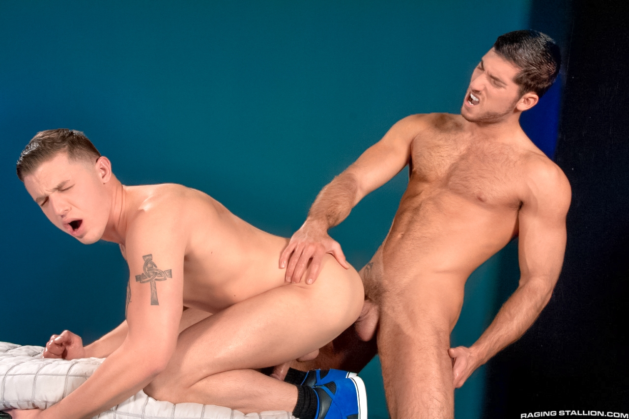 LEO JAMES GAY PORN