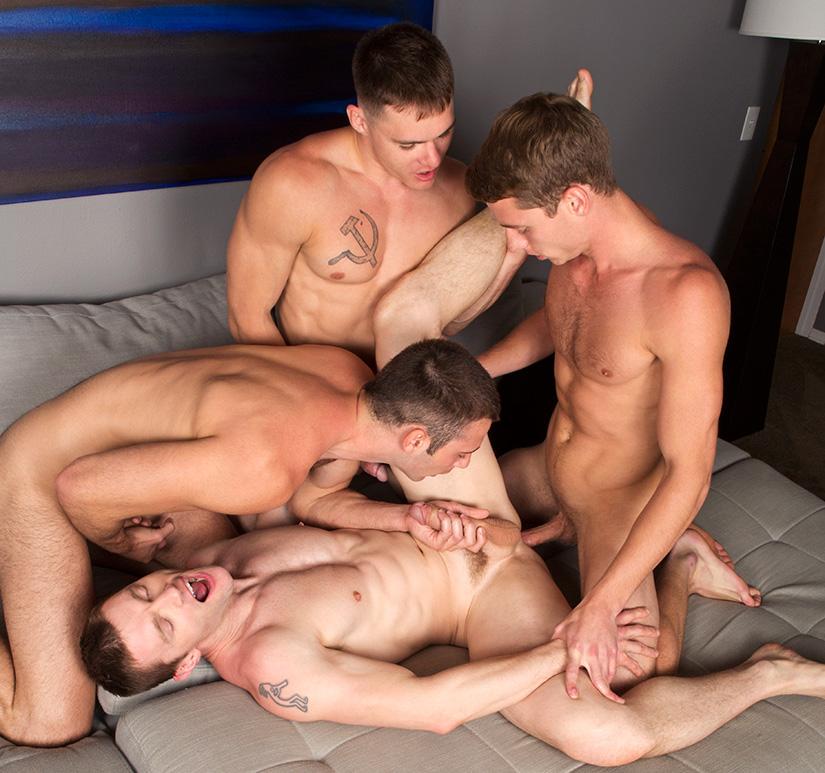 Порно Молодых Парней Группа Порно Геев