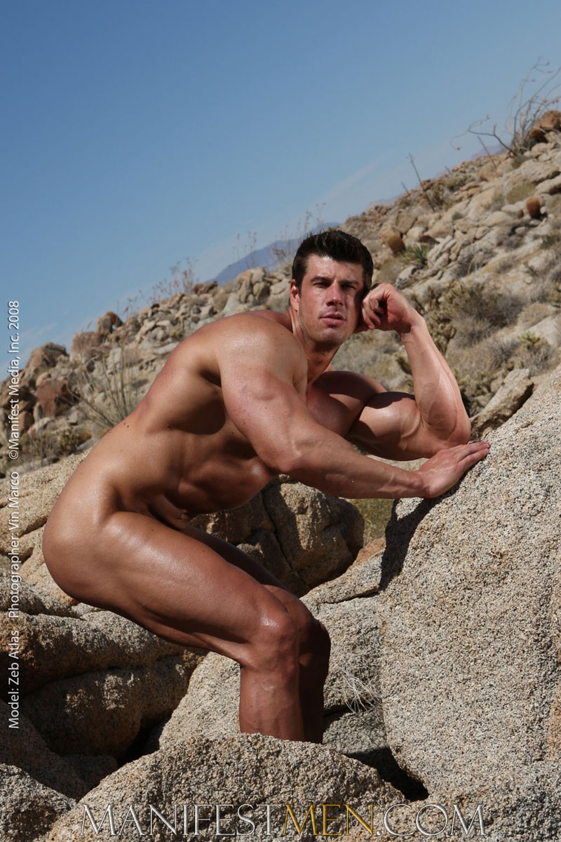 You Zeb atlas sexy posing for