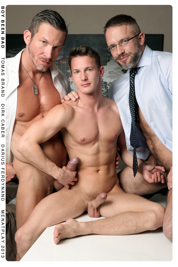 boy been bad starring tomas brand dirk caber and darius ferdynand at