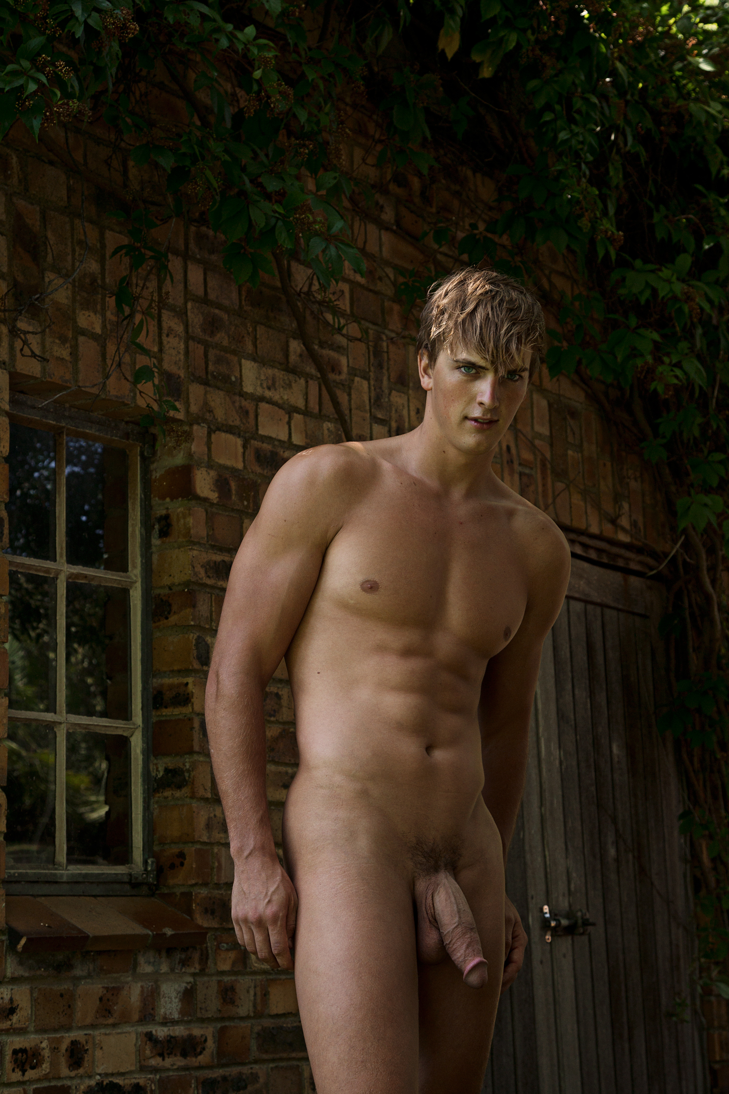 from Trace gay nude jock