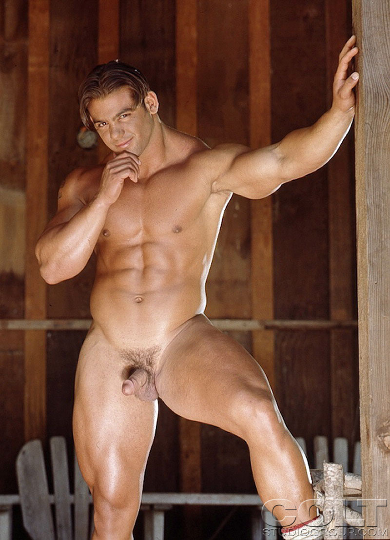 Naked colt men studio