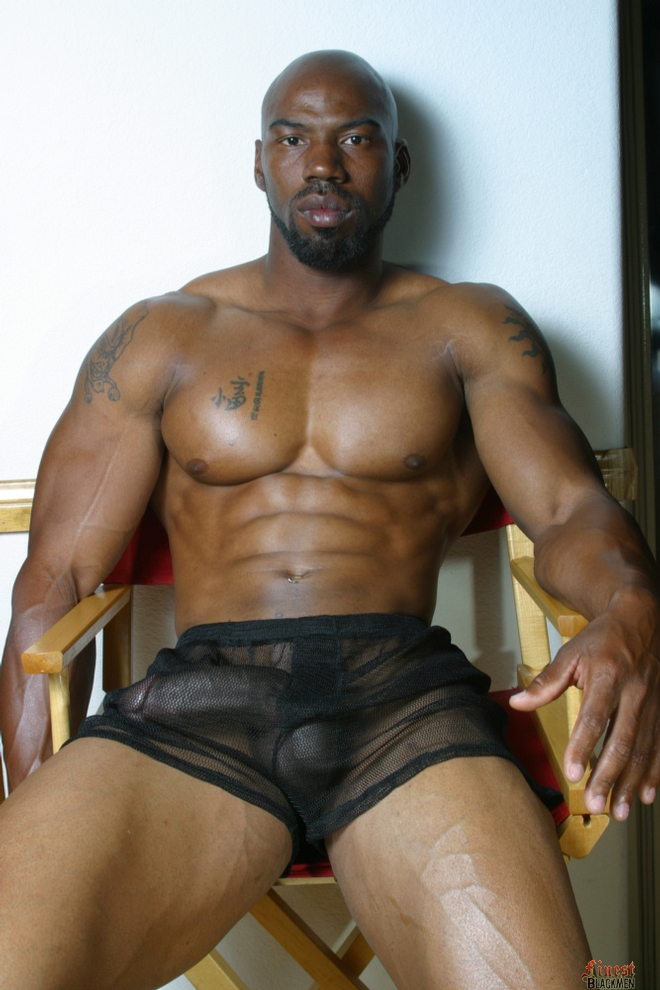 Black guys with big ass