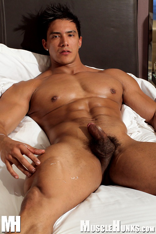 gay hung body